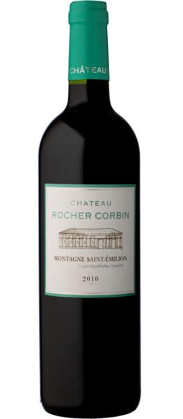 Château Rocher Corbin - château rocher corbin - Rouge - 2014