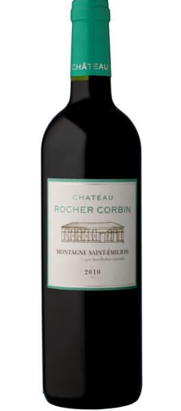 Château Rocher Corbin - Château Rocher Corbin - Rouge - 2015