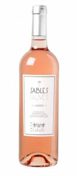 Domaine de Laballe - sables fauves - Rosé - 2018