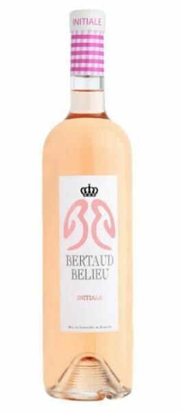 Bertaud-Belieu - initiale - Rosé - 2016