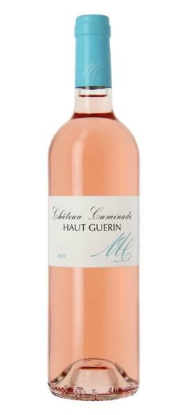 Château Caminade Haut Guérin - chateau caminade haut guérin rosé - Rosé - 2020