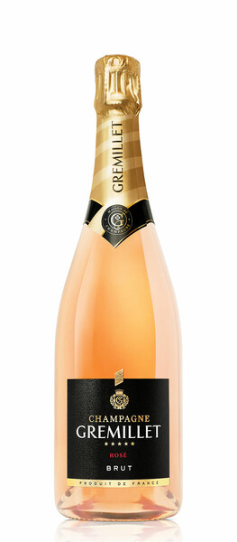 Champagne Gremillet - Rosé d'Assemblage Brut