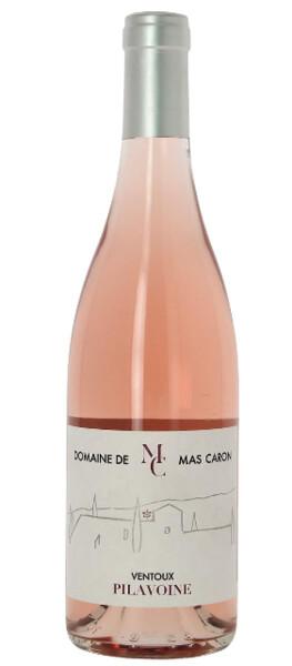 DOMAINE DE MAS CARON - pilavoine - Rosé - 2019