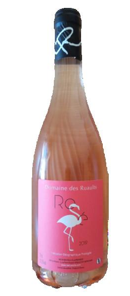 Domaine des Ruaults - igp - Rosé - 2019