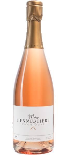 Champagne Marc HENNEQUIERE - rosé - Pétillant
