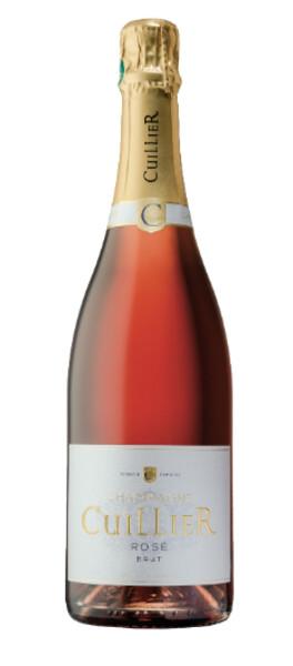 Champagne Cuillier - Rosé - Pétillant