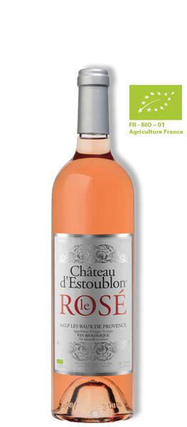 Château d'Estoublon - d'estoublon - Rosé - 2019
