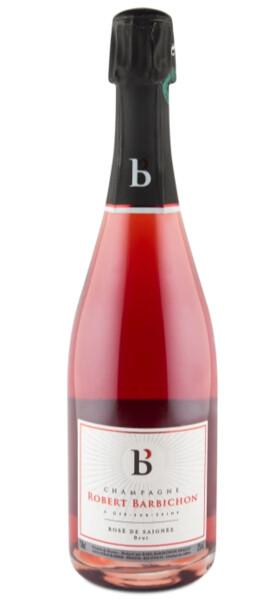 Champagne Barbichon - rosé de saignée - Pétillant