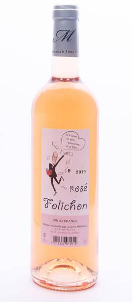 domaine laurent mabileau - folichon - Rosé - 2019
