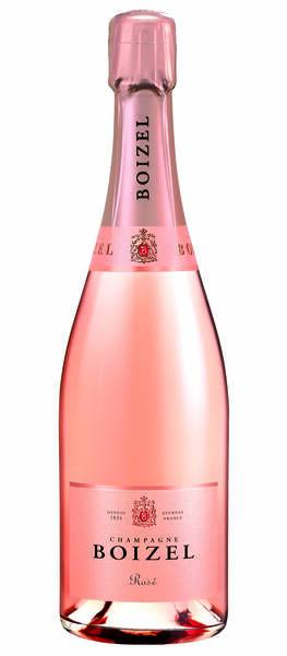 Champagne Boizel - rosé - Rosé