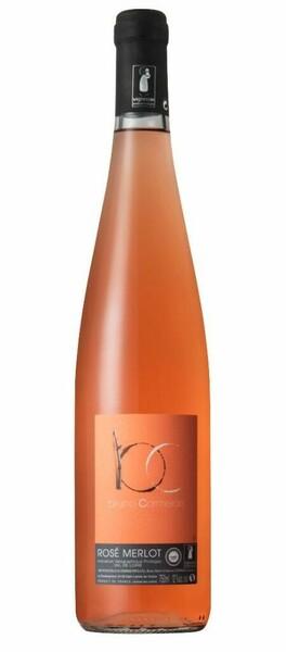 DOMAINE BRUNO CORMERAIS - merlot - Rosé - 2020