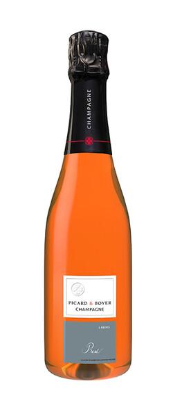 Champagne Picard & Boyer - rosé - Rosé