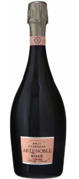 Champagne A.R Lenoble - rosé terroirs - Pétillant