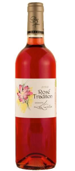 Domaine Lou Gaillot - tradition - Rosé - 2020