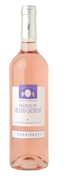 Château du Grand Caumont - cuvée tradition - Rosé - 2019