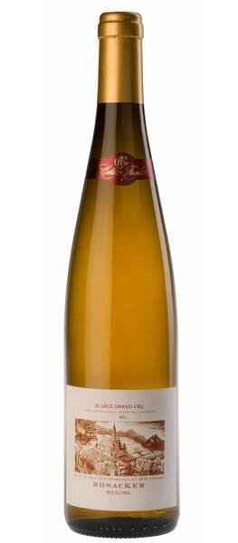Domaine Eblin-Fuchs - riesling grand cru rosacker - Blanc - 2013