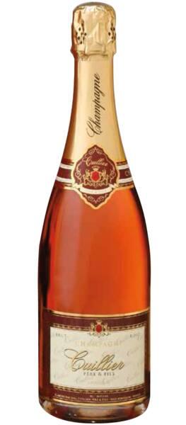 Champagne Cuillier - Rosé