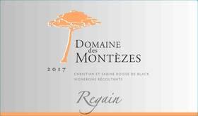 Domaine des Montèzes - regain - Rosé - 2019