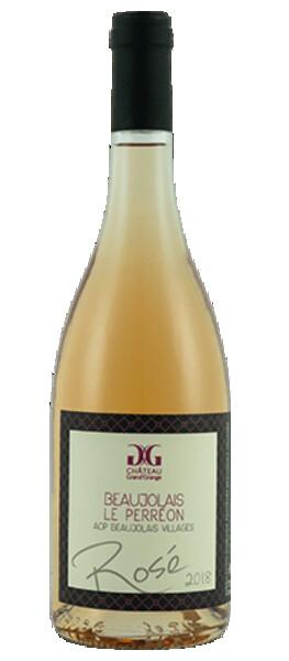 Château Grand' Grange - rosé - Rosé - 2018