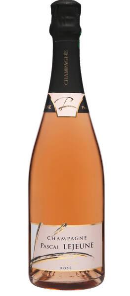 Champagne Pascal Lejeune - Cuvée Rosé - Pétillant