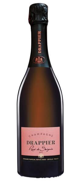 Champagne Drappier - de saignée - Rosé