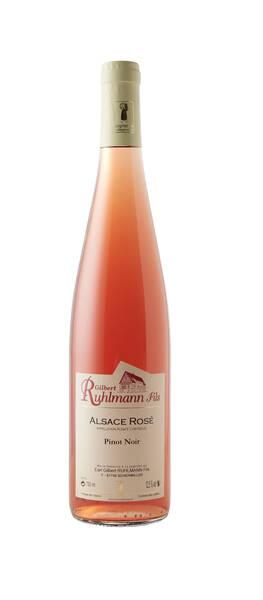 Gilbert RUHLMANN Fils - d'alsace - Rosé - 2020