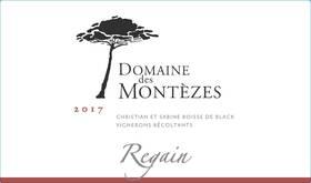 Domaine des Montèzes - regain - Rouge - 2018