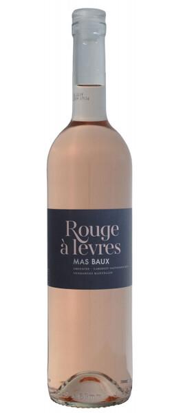 Mas Baux - rouge à lèvres - Rosé - 2019