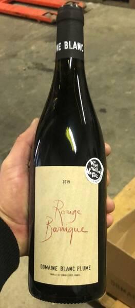 Domaine Blanc Plume - barrique - Rouge - 2019