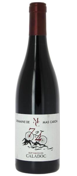 DOMAINE DE MAS CARON - vin de copains 100% caladoc - Rouge - 2020