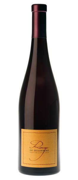 Domaine Eblin-Fuchs - pinot noir  de zellenberg cuvée moréote - Rouge - 2013
