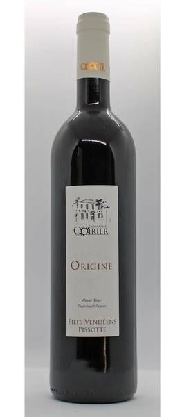 Domaine Coirier - origine - Rouge - 2019