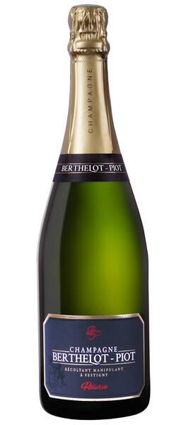 CHAMPAGNE BERTHELOT-PIOT - cuvée réserve - Blanc