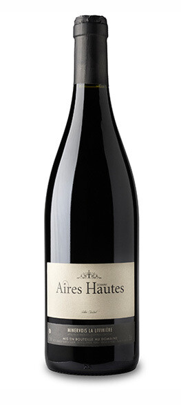 Domaine des Aires Hautes - réserve - Rouge - 2018