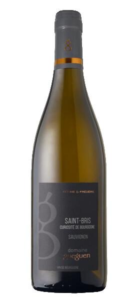 Domaine Celine et Fréderic Gueguen - saint-bris sauvignon - Blanc - 2020