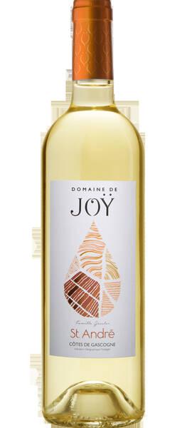 Domaine de Joy - saint-andré  moelleux - Blanc - 2020