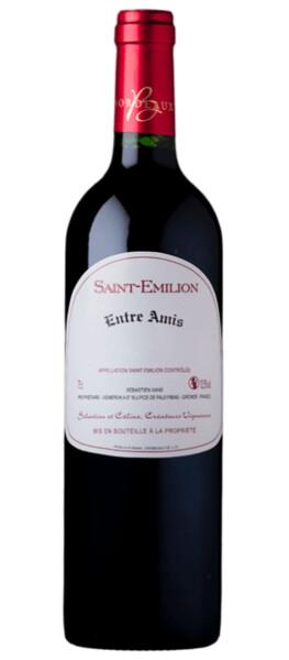 Domaine Entre Amis - saint emilion - Rouge - 2014