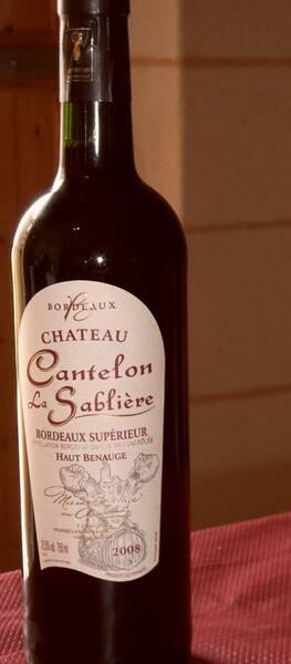 Château Cantelon La Sablière