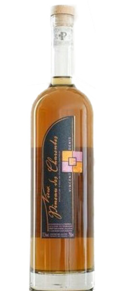 Vignobles du Sourdour - vieux pineau des charentes blanc - Liquoreux