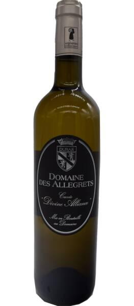 Domaine des Allegrets - divine alliance - Blanc - 2017