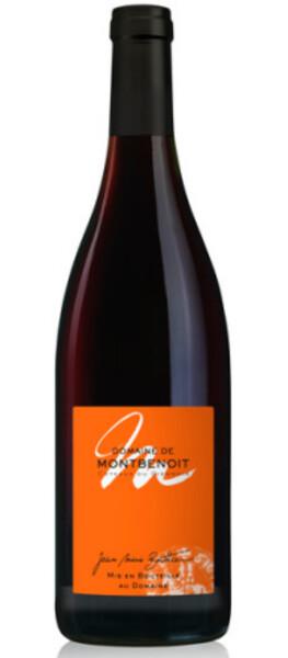 Vignobles Berthier - coteaux du giennois - domaine de montbenoit - Rouge - 2018