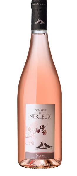 Domaine de Nerleux  - saumur  - les - Rosé - 2019