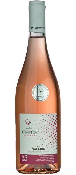Domaine Du Grand Clos - aop saumur - Rosé - 2018