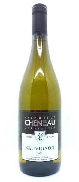 Vignobles Chéneau - sauvignon - Blanc - 2020