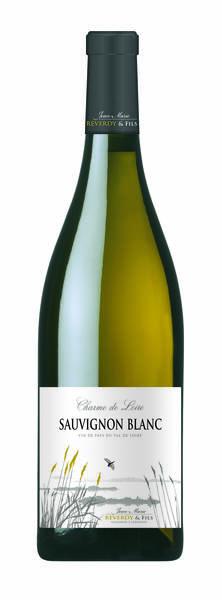 Domaine Familial Jean-Marie Reverdy & Fils - igp val de loire - charme de loire - silex - Blanc - 2020