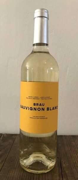 Domaine de Brau - sauvignon - Blanc - 2019