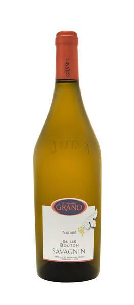 Domaine Grand - savagnin en guille bouton - ouillé - Blanc - 2019
