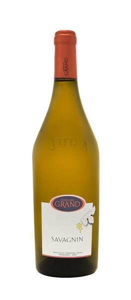 Domaine Grand - savagnin - vin de voile - Blanc - 2015
