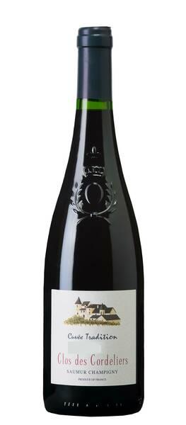DOMAINE RATRON - CLOS DES CORDELIERS - cuvée tradition / - Rouge - 2016