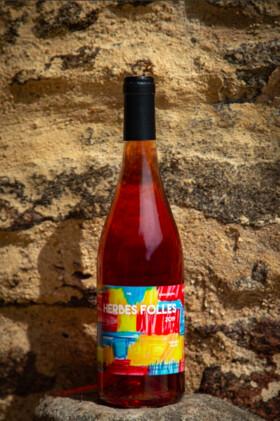 Vignoble Réveille - herbes folles - Rosé - 2019